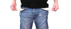 mann ohne geld verkürzung insolvenzverfahren